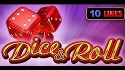 Dice & Roll - Slot Machine - 10 Lines