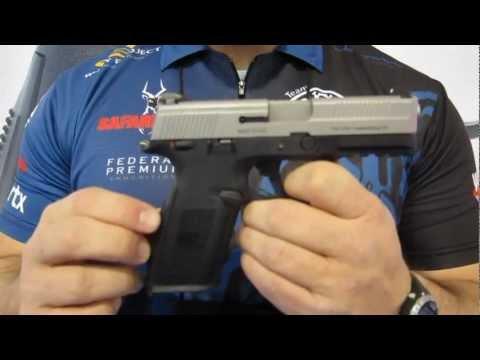 FNH USA FNS 40 Striker Fire Pistol