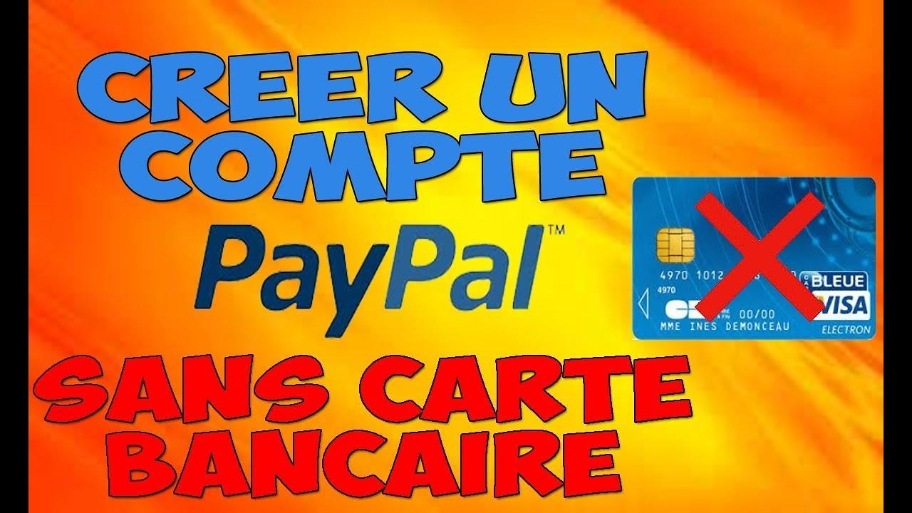 paypal sans carte bancaire OUVRIR UN COMPTE PAYPAL VERIFIÉ SANS CARTE BANCAIRE ! [2020]   YouTube