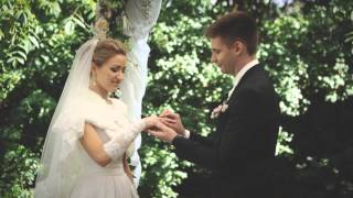 Свадьба в ресторане НАПОЛЕОН малый зал видео ROMA-MOLOSTOV.com | 30.08