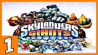 Skylanders Giants Español - » PARTE 1 / [LA ERA DE LOS GIGANTES] « [HD]
