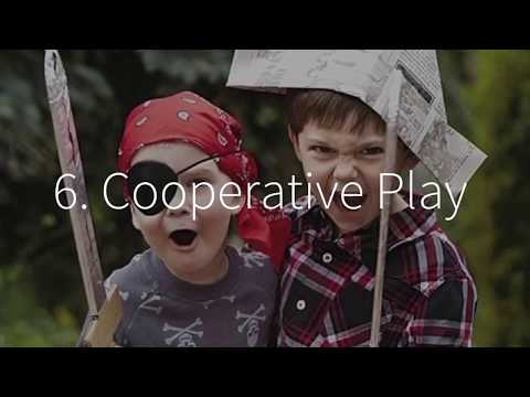 The 6 Types Of Play - Adobe Spark Video Lesson