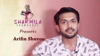কলকাতায় প্রথম সরস্বতী পুজো কেমন কাটল ওপার বাংলার সুপারস্টারের?   Arifin Shuvoo   Sharmila Showhouse
