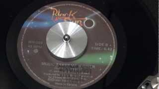 FREDDIE JAMES - Music Takes Me Higher - 1981 - BLACK SUN