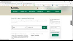 46 Free auto insurance quote Part 1