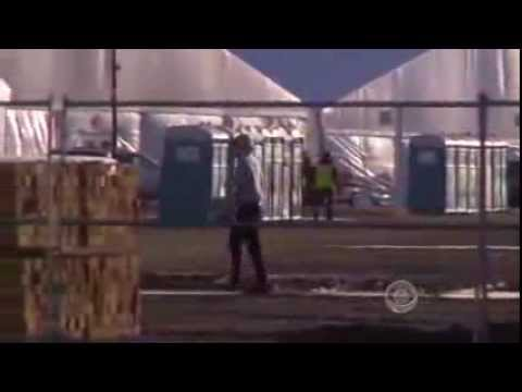 America : BREAKING NEWS FEMA Camps for Hurricane Sandy Victims in New Jersey (Nov 09, 2012)