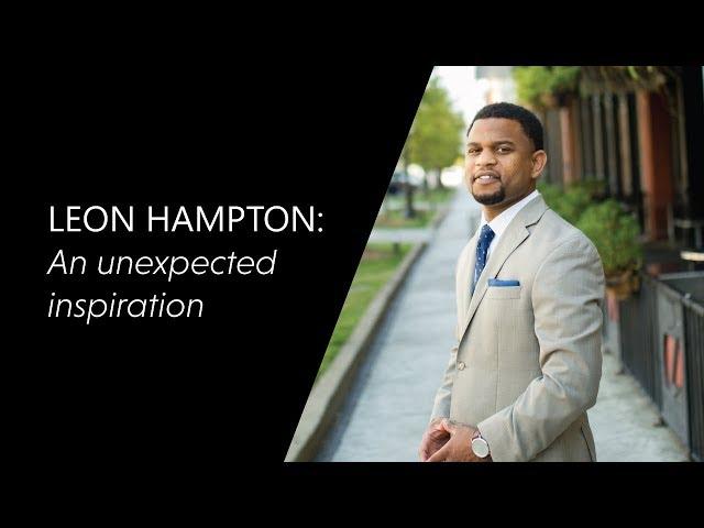 Leon Hampton: An unexpected inspiration