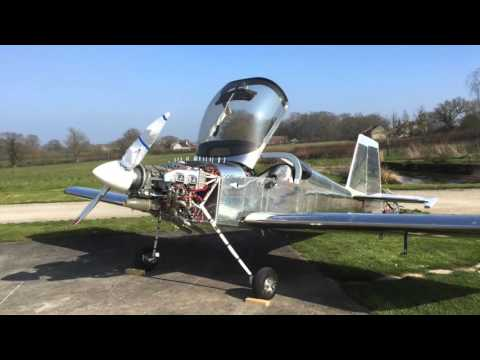 RV7 First Flight