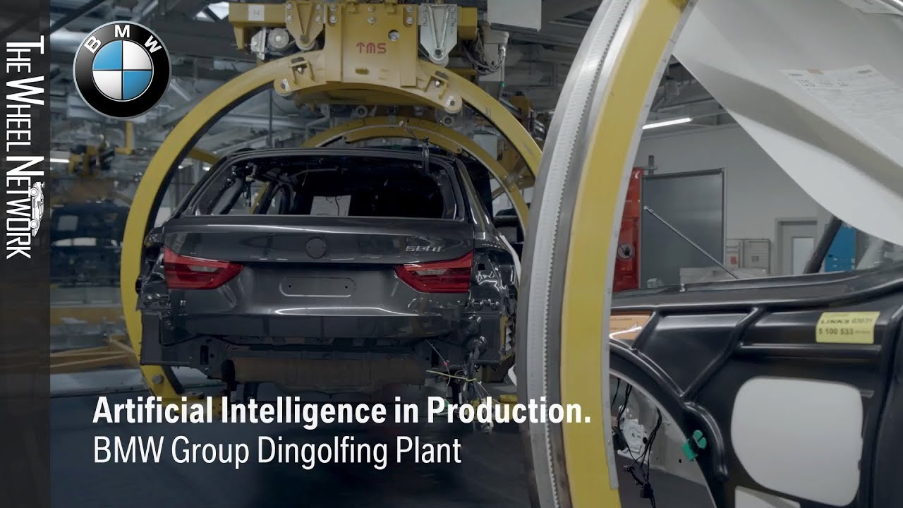 Bmw Group Plant Dingolfing Artificial Intelligence
