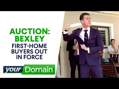 Hot Auction In Sydney's South Shows First Home Buyers Out In Force | Your Domain