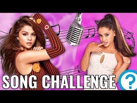 SONG CHALLENGE - wie heißt der song?