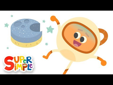 The Bumble Nums Make Out-Of-This-World Mooncake | Cartoon For Kids
