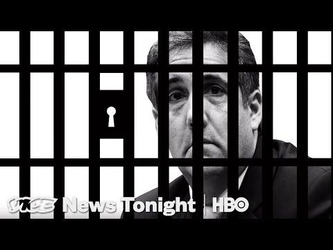 Michael Cohen's Prison Doesn't Sound Half Bad