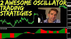 Two 2 Awesome Oscillator Trading Strategies ✌