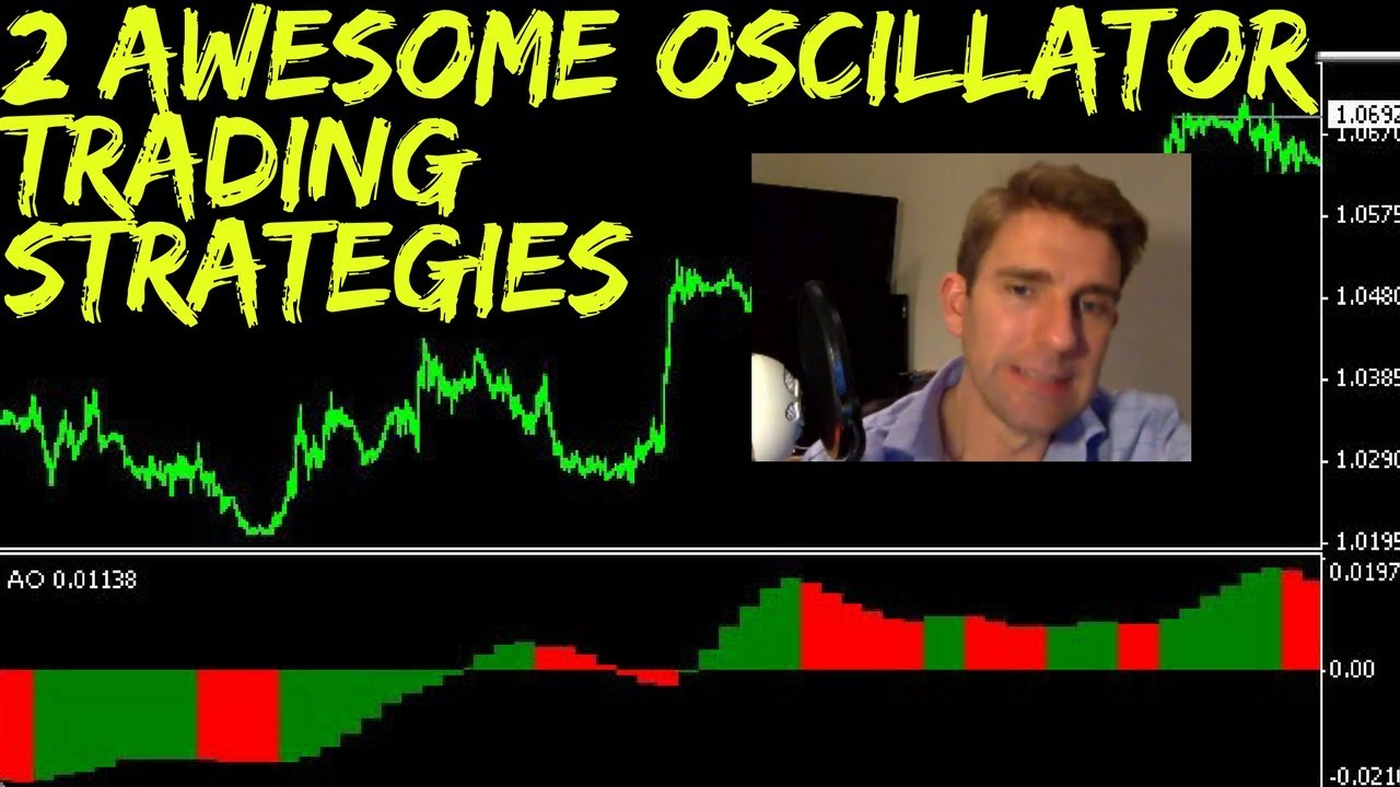 Two 2 Awesome Oscillator Trading Strategies Youtube