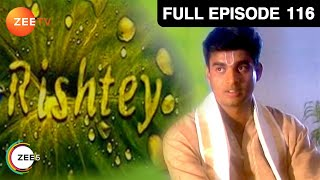 Rishtey - Episode 116 - 02-07-2000
