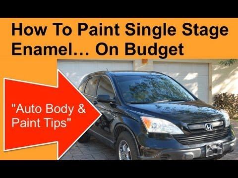 how to paint a car important information youtube. Black Bedroom Furniture Sets. Home Design Ideas
