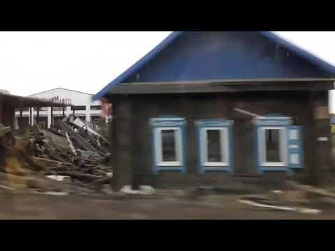 Последствия наводнения в