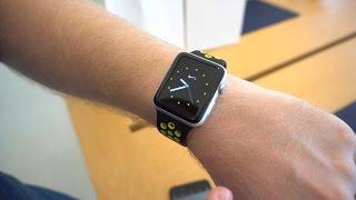 Hands-on: Apple Watch Nike+