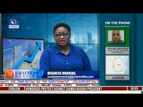Business Morning: Equities Market Review 24/02/17