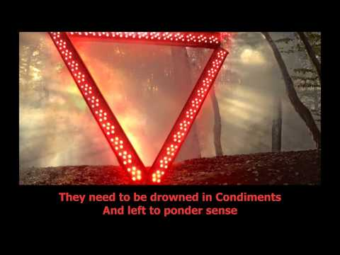 Enter Shikari - Warm Smiles Do Not Make You Welcome Here [Lyrics] [HD] mp3