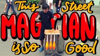 This Street Magician is So Good You Wouldn