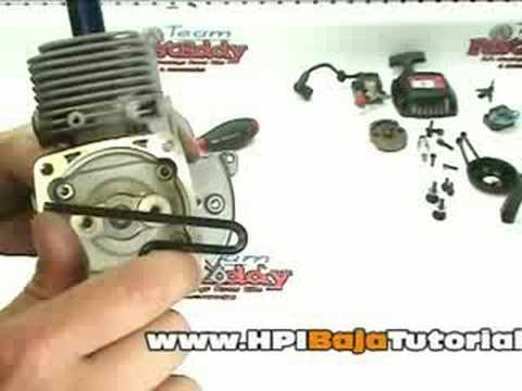 Video #2 Tutorial Rebuilding the CY 23CC Engine