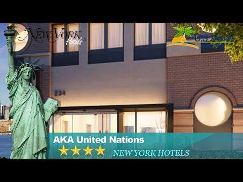 AKA United Nations - New York Hotels, New York