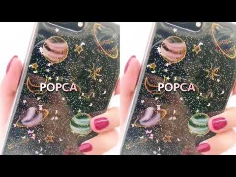 POPCA Glitter Galactic Cases