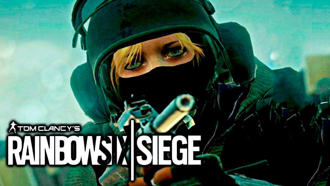 Rainbow Six Siege IQ Glitch - YouTube