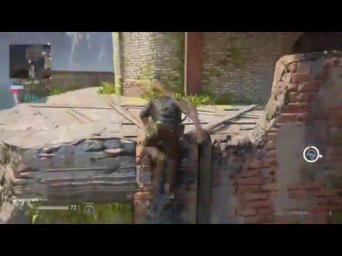Uncharted 4 Multiplayer: