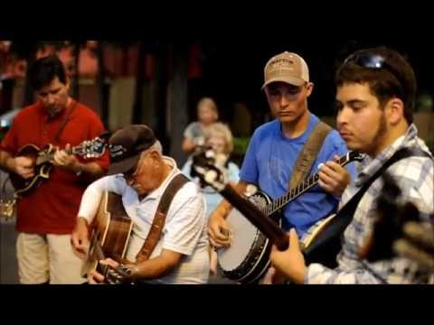 Bluegrass Encore ~ THE OCOEE PARKING LOT BLUEGRASS JAM