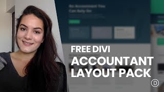 Get a FREE Accountant Layout Pack for Divi thumbnail
