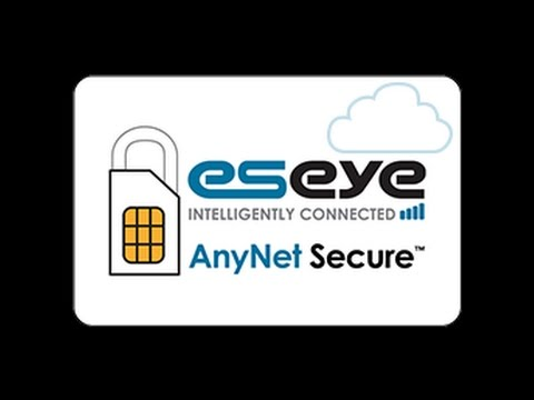 AnyNet Secure for the Cloud by Eseye