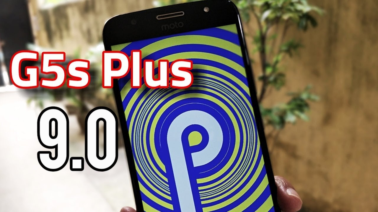 Moto G5s Plus on GZosp 9 0 PIE ROM | Flashing Guide & Review!
