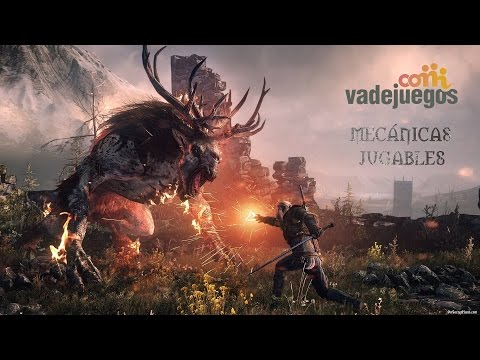 THE WITCHER 3 WILD HUNT - MECÁNICAS JUGABLES // 1080P