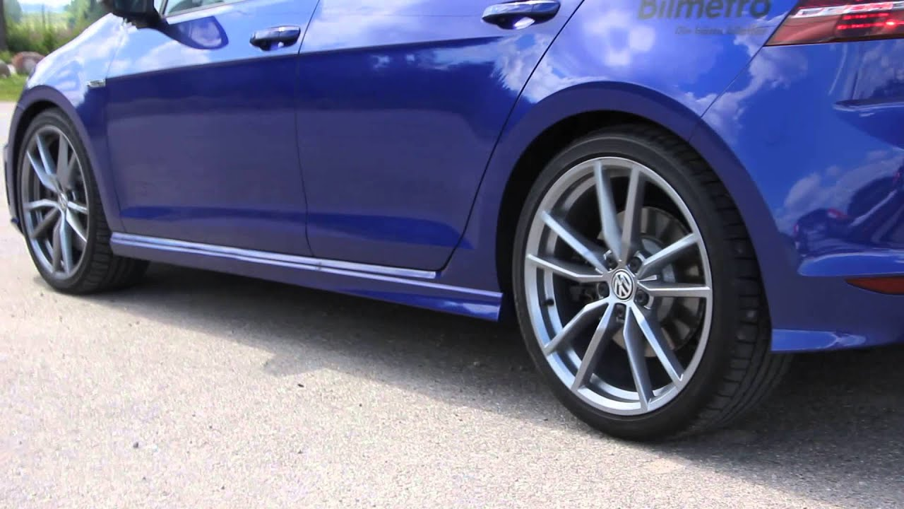 A Tribute To 2014 Vw Golf Vii R Pure Sound Youtube