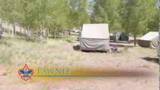 Pawnee Campsite