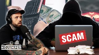 How Adam22 Got Scammed for $1000 By Drug Addict Fan Allegedly