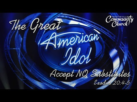 """FCC"" - 7/30/2017 - ""The Great American Idol"""