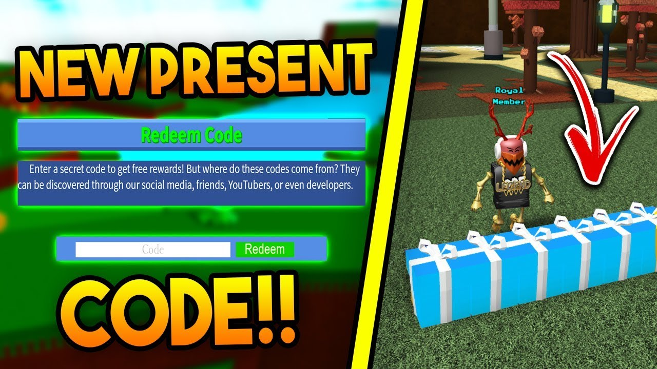 New Present Code In Build A Boat For Treasure Roblox - roblox build a boat for treasure game simulator our family