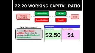 22.20 Working Capital Ratio
