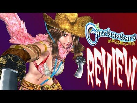 Onechanbara Bikini Zombie Slayers Review Youtube