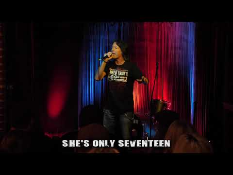 """Don Jamieson - She's Only Seventeen bit from """"Denim and Laughter"""""""