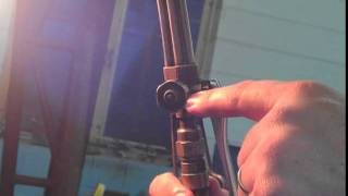 "Oxy-Acetylene Torch Setup and Lighting a ""How-To"" Article"