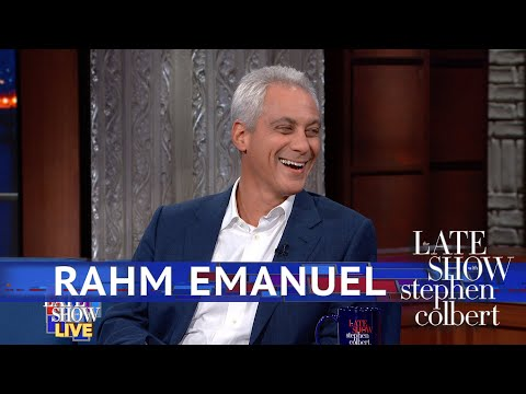 Rahm Emanuel: Democrats Fall In Love, Republicans Fall In Line