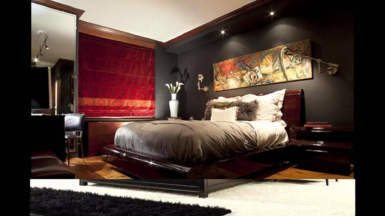 Elegant Mens bedroom decorating ideas & Elegant Mens bedroom decorating ideas - YouTube
