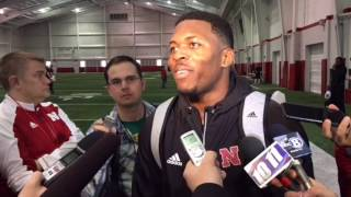 Tommy Armstrong talks Pro Day 3/14/17