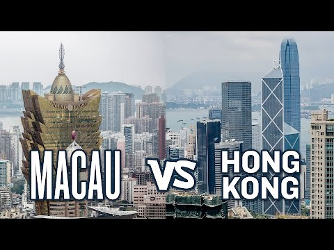 Macau Vs. Hong Kong: Top 5 Differences | China Uncensored