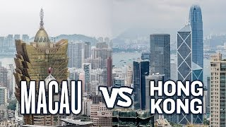 Видео Macau Vs. Hong Kong: Top 5 Differences | China Uncensored от China Uncensored, Макао